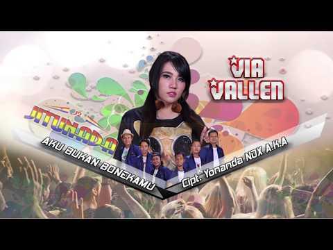 Via Vallen - Aku Bukan Bonekamu (Official Music Video)