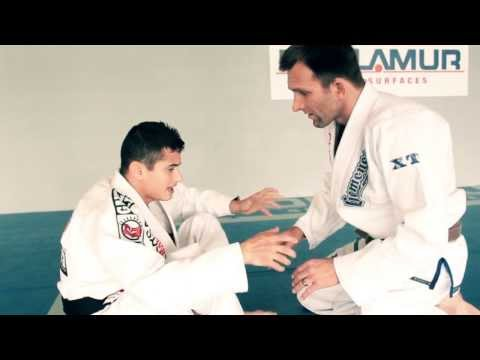 Caio Terra's Butterfly Guard Sweep to Mount Image 1