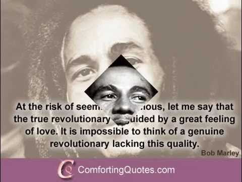 Bob Marley Quotes About Life and Love