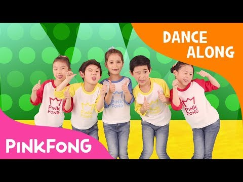 Tooty-ta Song | Dance Along | Pinkfong Songs for Children