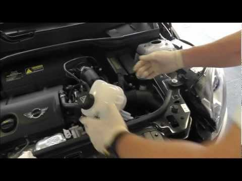 How to Change Oil - Mini Cooper - Countryman S (Oil and Oil Filter Chang