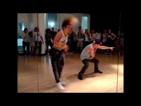 Chris Brown - Crazy Choreography by: Dejan Tubic & Janelle Ginestra