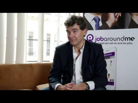 Arnaud Montebourg répond à JobAroundMe