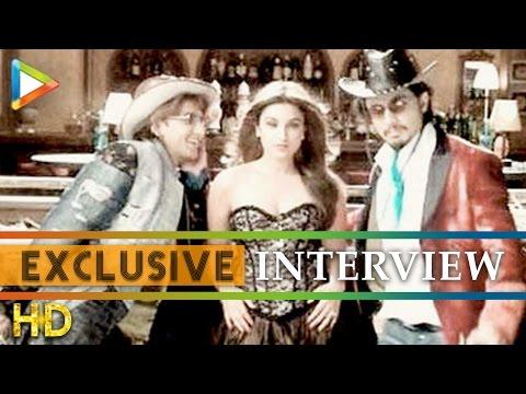 Ranveer Singh Parineeti Chopra Ali Zafar exclusive Fun interview On Kill Dil Part 7