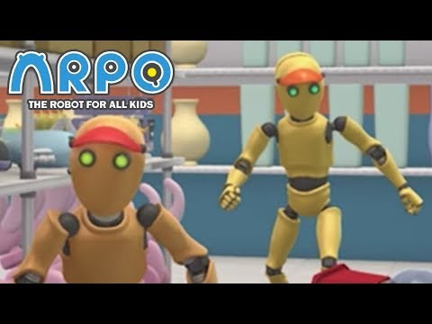 ARPO The Robot For All Kids - Robot Army | 에피소드를보고 | Videos For Kids