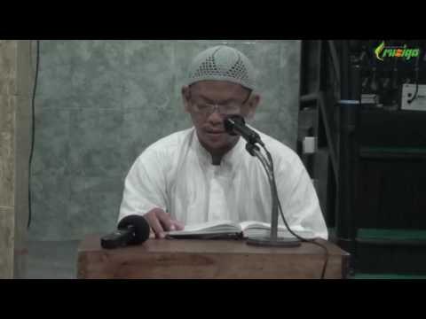 Ust. Nurul Azmi - Umdatul Ahkam Hadits 59-60 (Sholat Sunnah)