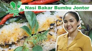 Nasi Bakar Bumbu Jontor Feat Anita Jaya 'Indo Beauty Vlogger'