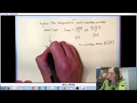 LECTURE 7 (PART A): Solar Radiation - Intro and Considerations