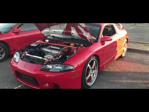Mitsubishi EVO | Eclipse | Celeste (4K) Meet ARG