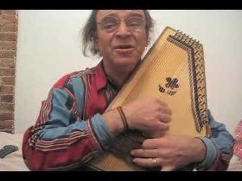 I Will Play On My Autoharp