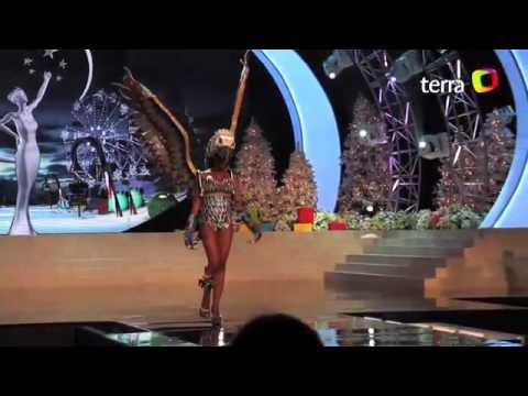 Miss Universo 2012  Los trajes típicos hicieron su gran aparición en el concurso