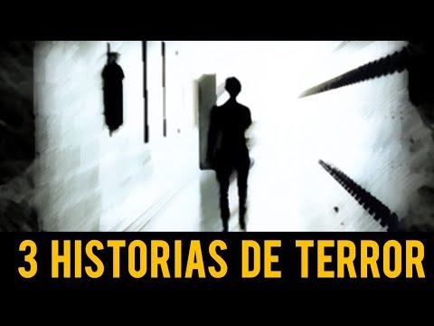 3 HISTORIAS DE TERROR IV (RELATOS DE HORROR)