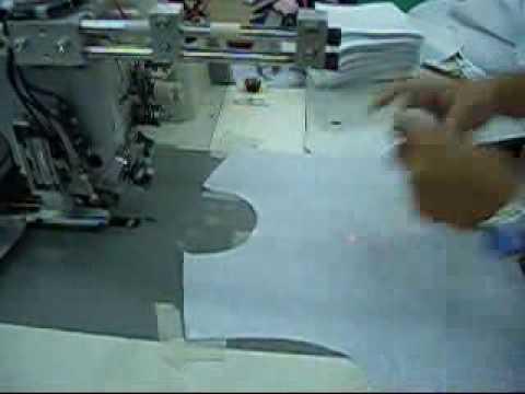 Confección de Bastas para Camisas tipo Polo
