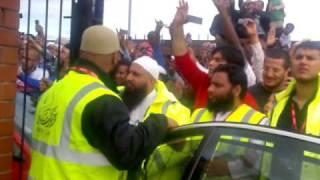 Sheikh Abdur Rahman Sudais UK TOUR 2009 Birmingham Green Lane Mosque 31st July 2009 Khutba and Salah