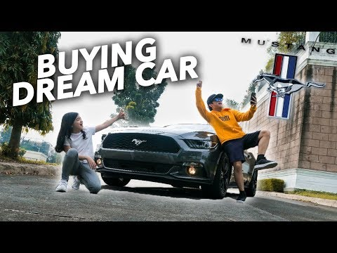 BUYING MY DREAM CAR!! Dream Come True  R