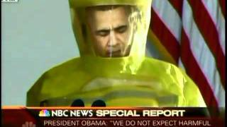 President Obama we do not expect harmful levels of radiation to reach the U S mpg