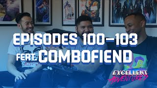 STREET FIGHTER V ADVENTURES! With COMBOFIEND! Eps. 100-103 OUT NOW! (Gootecks & Mike Ross)