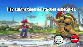 Cómo Jugar Super Smash Bros. for Wii U [FULL HD|60fps]