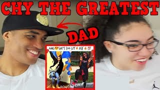 MY DAD REACTS TO Chy The Greatest Best Dance Instagram Compilation @ChyTheGreatest #TrendingDances