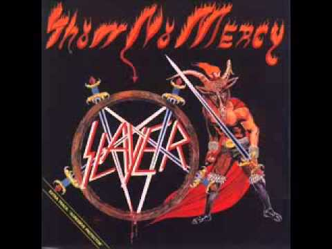 Slayer - Show No Mercy (album)