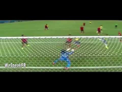 Best Goalkeeper Saves World Cup 2014 ● Ochoa, Navas, M'Bolhi, Howard and Bravo HD 720p