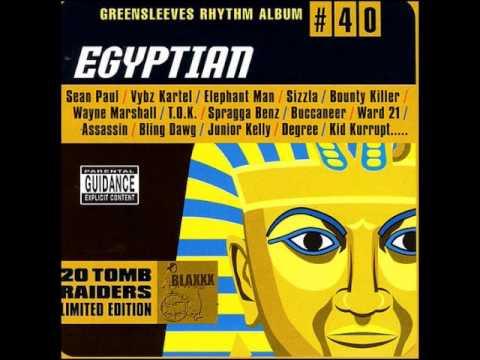 Dacapo Presents egyptian Riddim Mix (don Corleon Rec.) video