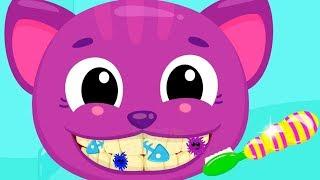 Fun Baby Pet Care Kids Game - Симпатичные