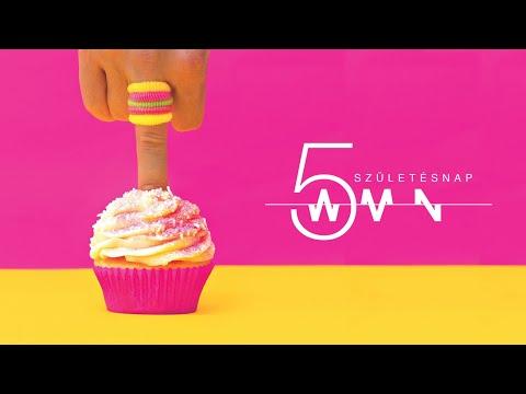 5 éves a WMN! – Születésnapi videó