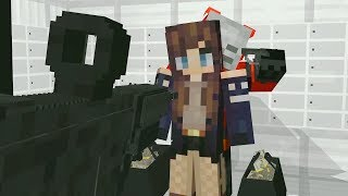 FNAF vs Mobs: Payday 2 - Monster School (Five Nights At Freddy's)  - Robbery - Cong - Weapons