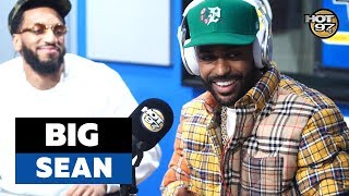 BIG SEAN | FUNK FLEX | #Freestyle131