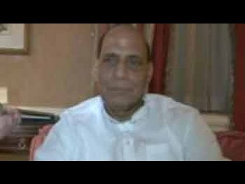 Why can't we call ourselves 'Hindu nationalists': Rajnath Singh to NDTV