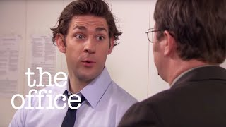 Jim & Dwight vs Packer - The Office US
