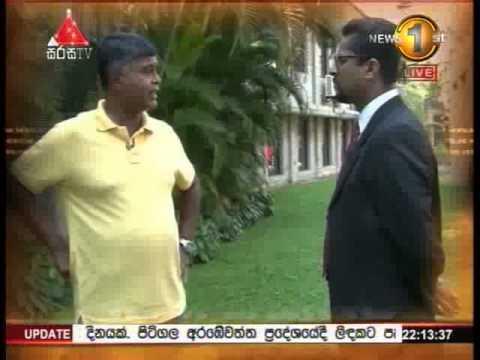 16th December 2014 - NEWSLINE with Rajiva Wijesinha