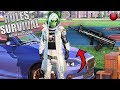 NEW Green Skull Helmet Skin! & New AR Gameplay! (Rules of Survival) *LIVE*