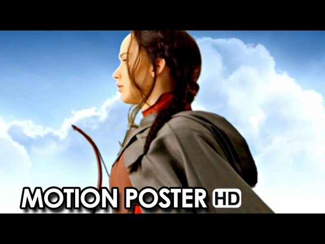 The Hunger Games: Mockingjay Part 2 Motion Poster 'Stand With The Mockingjay' (2015) HD