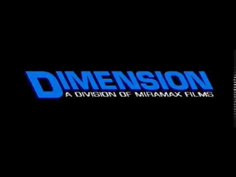 Dimension Films 1992 Dimension Films Logos