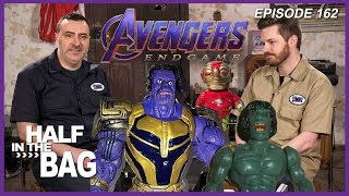 Half in the Bag Episode 162: Avengers: Endgame