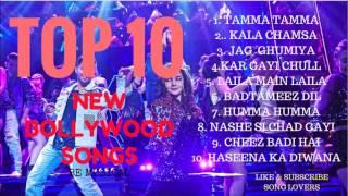 TOP 10 BOLLYWOOD SONGS