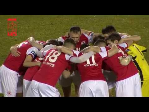 Highlights: Saints 2 - Cork City 3 (16/02/2018)