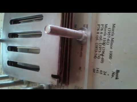 How to make a dry HHO fuel cell cheap & easy part 1 of 4