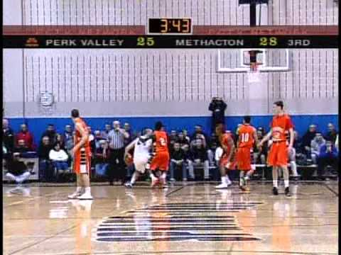 ThePCTVNetwork Presents PAC 10 Basketball Methacton vs. Perk Valley 2.12.13