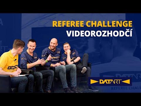 Datart Referee Challenge: Videorozhodčí