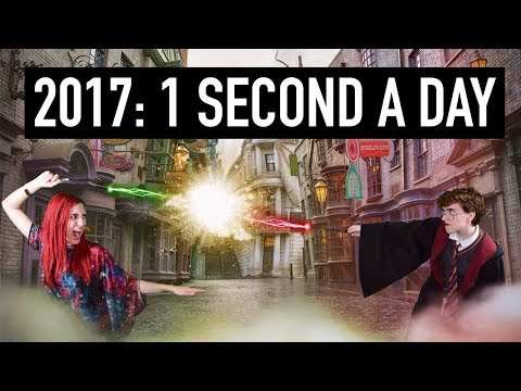2017: A Second A Day For A Year
