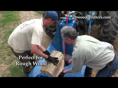 Wood Splitter from RB wood splitters
