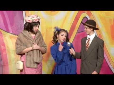 Willy Wonka Violet Beauregarde Chew It
