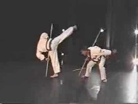 Best Tang Soo Do Synchronized forms demonstration, From Tang Soo Do Mi Guk Kwan Music Videos