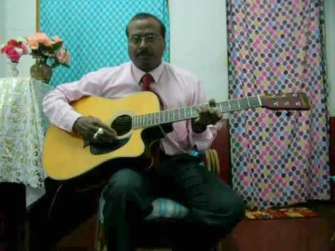 Kanni Theevu Ponna Guitar Instrumental By Rajkumar Joseph.m video