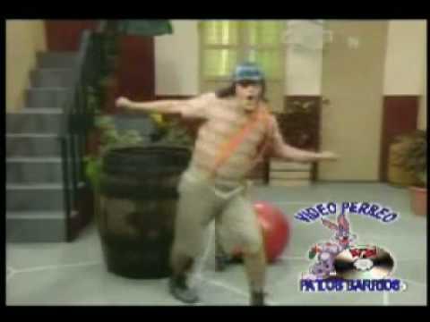 El Baile Del Chavo Regueton video