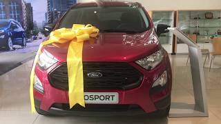 Ford EcoSport 2018 tại Việt Nam - Ecosport số sàn Ambient - Ford Cao Thắng