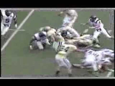 The 2007 highlight video for the week two 69-14 win over the Samford Bulldogs on September 8, 2007 in Bobby Dodd Stadium at Historic Grant Field. The song is Ladies and Gentlemen by Saliva....